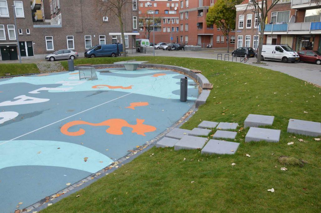 Frederiksplein, Rotterdam