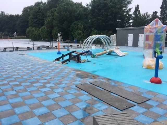 Zwembad Hillegom